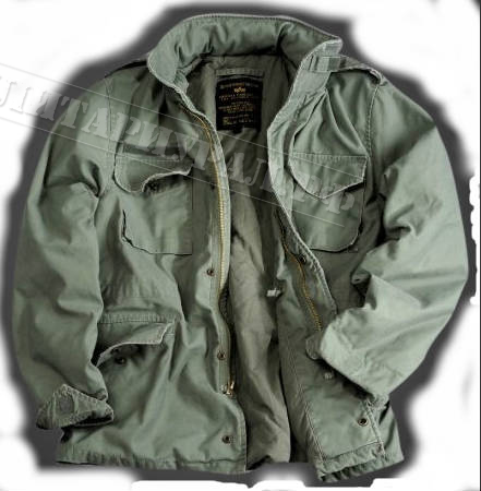 najlepsze podejście zniżki z fabryki niesamowity wybór Одежда: купить Alpha Industries Куртка ALPHA INDUSTRIES M-65 ...