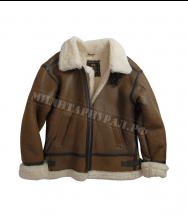 Куртка ALPHA INDUSTRIES B3 Brown