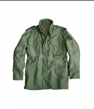 Куртка ALPHA INDUSTRIES M-65 Field Coat Olive