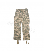 Брюки ROTHCO Vintage ACU Paratrooper Fatigues Digital
