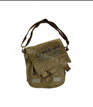 Сумка ALPHA INDUSTRIES Cargo Canvas Utility Bag