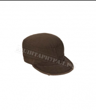 Кепка ROTHCO Ultra Force Vintage Fatigue Cap Brown