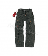 Брюки SURPLUS Infantry Cargo Black