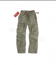 Брюки SURPLUS Infantry Cargo Olive