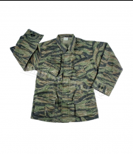 Куртка ROTHCO Ultra Force BDU Vintage Vietnam Era Tiger Stripe