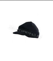 Шапка VINTAGE INDUSTRIES Cage Jeep Cap Black