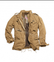 Куртка SURPLUS M-65 Regiment Field Jacket  Beige