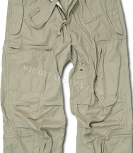 Брюки MIL-TEC Pilot Cotton Washed Khaki