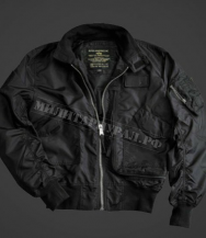 Куртка ALPHA INDUSTRIES Motor Black