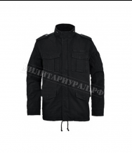 Куртка VINTAGE INDUSTRIES M-65 Padded Black
