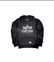 Толстовка ALPHA INDUSTRIES Rib Hoody Autha