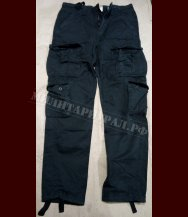 Брюки Abercrombie and Fitch 738 Black